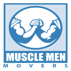 Muscle Men Movers Icon